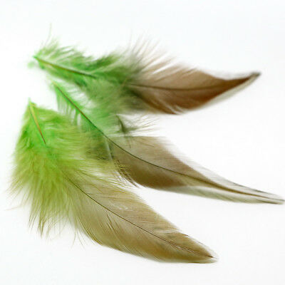 50Pcs Fluffy Rooster Tail Feathers For DIY Craft/Dress/Carnival Party Decoration 8