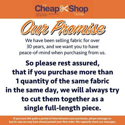 5840 Khaki Green Tartan Plaid Check 100% Cotton Winter Autumn Dressmaking Fabric 3
