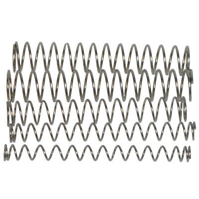 1mm Wire Diameter Compression Spring 304 Stainless Steel Small Spring Pressure 3