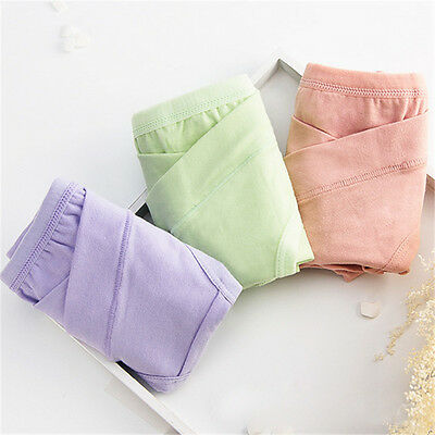 Cotton Pregnant Lady Brief Underwear U-Shaped Low Waist Maternity Short Panties 4