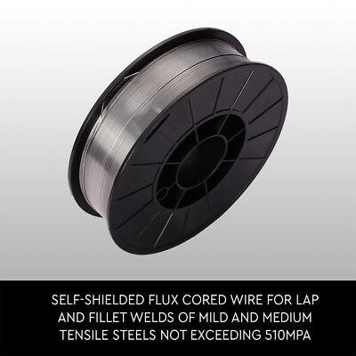 5kg 0.8mm Gasless Mig Welding Wire E71T-GS Flux Cored Welder Wire Mild Steel