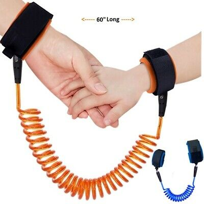 Anti-Loss Strap Wrist Link Hand Harness Leash band Safety for Toddlers Child Kid 2