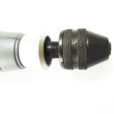 Keyless Drill Chuck Screwdriver Impact Driver Adaptor Hex Shank Dril Bit Tool