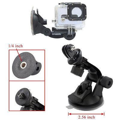 Head Wrist Strap Suction Cup Mount Camera Kits for SJCAM Xiaomi Yi Eken H9 Gopro 4