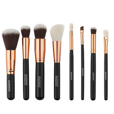 Pro Makeup Set Brushes Powder Foundation Eyeshadow Eyeliner Brush Lip Brush Tool 3