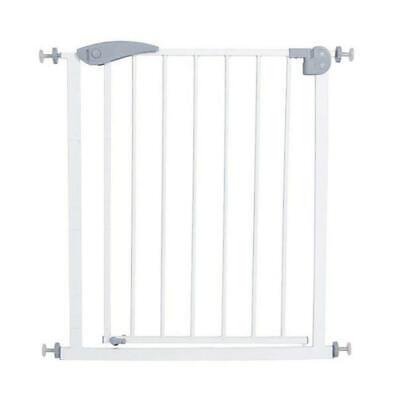 LIVINGbasics® Walk Thru Baby Safety Auto Close Stair Gate, 71*76*2.5 cm 5