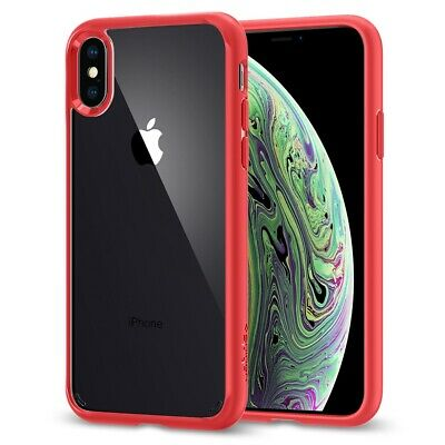iPhone X/XS, XS MAX, XR Case Spigen® [Ultra Hybrid] Protective Shockproof Cover 5