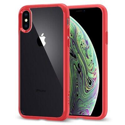 iPhone X/XS,XS MAX,XR Spigen® [Ultra Hybrid] Hybrid Bumper Shockproof Case Cover 5