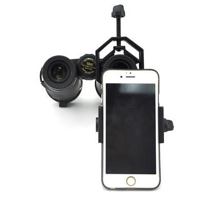 Smart Cell Phone Adapter for Spotting scope Telescope Binoculars 28-47mm Lens 2