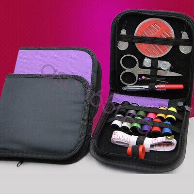 Sewing Kit Mini Travel Kit Scissor Thread Needles Beginner Sew Tools Repair New 3