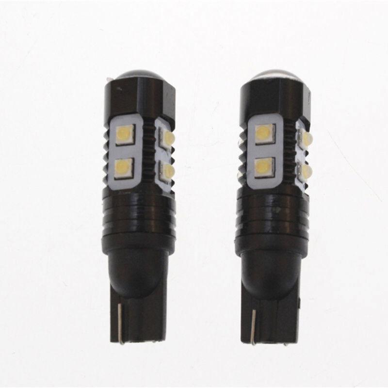 2X 50W 921 912 T10 T15 LED 6000K HID White Car Backup Reverse Lights Bulb lamp 4