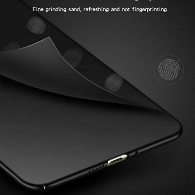 For Samsung Galaxy Note 10 Plus Ultra Slim Matte Hard Back PC Protect Cover Case 4