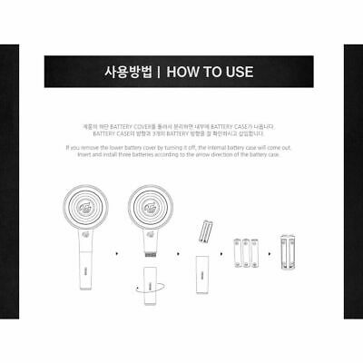 [TWICE] Official Goods Light Stick Candybong Z + Free Tracking Number NEW 8