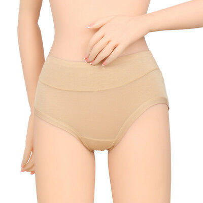 Silky Soft Bamboo Knickers Pants Briefs Moisture Absorbing Multi Colours Packs 3