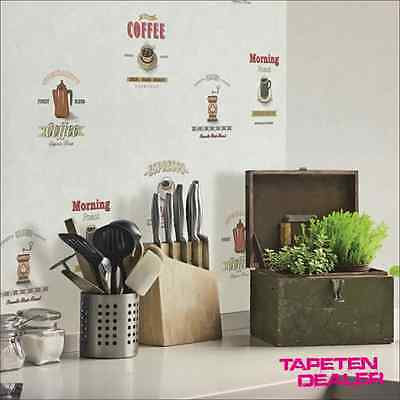 tapete küche cafe: fototapete wandbild fototapeten bild tapete ... - Tapete Küche Kaffee
