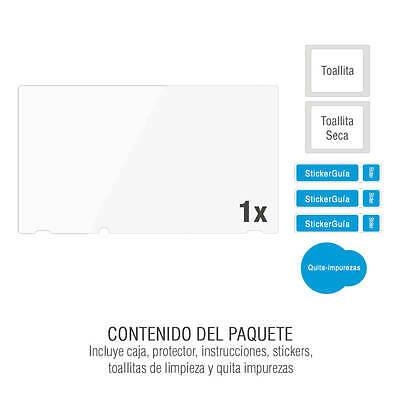 Sentete® Nintendo Switch Protector de Pantalla de Cristal Templado PREMIUM 4