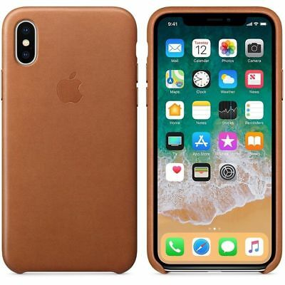 Original Leather Case For Apple Iphone Xs Max Xr Genuine PU OEM Cover