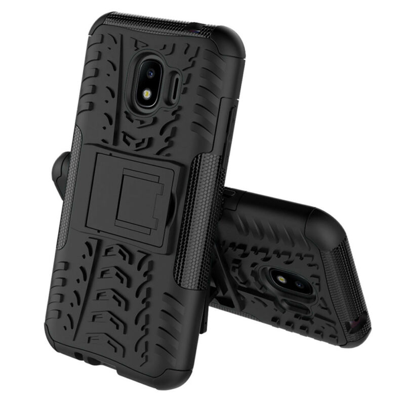 For Samsung Galaxy J2 Pro 2018 Hybrid Armor Case Shockproof Hard Cover Phone 4