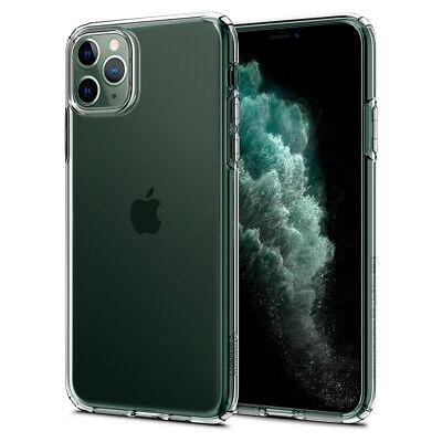 iPhone 11, 11 Pro, 11 Pro Max Case | Spigen® [Liquid Crystal] Clear Cover 2