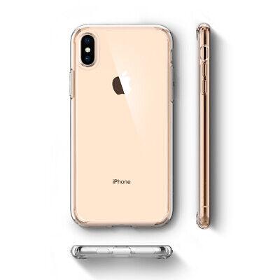 iPhone X/XS,XS MAX,XR Spigen® [Ultra Hybrid] Hybrid Bumper Shockproof Case Cover 11