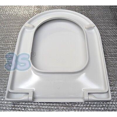 Sedile Wc Dolomite Clodia.3s Sedile Originale Ceramica Dolomite Per Wc Clodia In Termoindurente J104900
