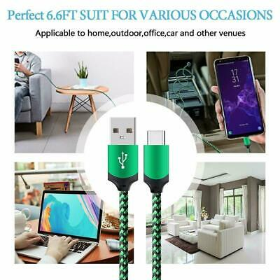 CABLE USB TYPE C CHARGEUR SAMSUNG S8 S9 S10 A8 Note8 HUAWEI P20 PRO P10 P30 Lite 8