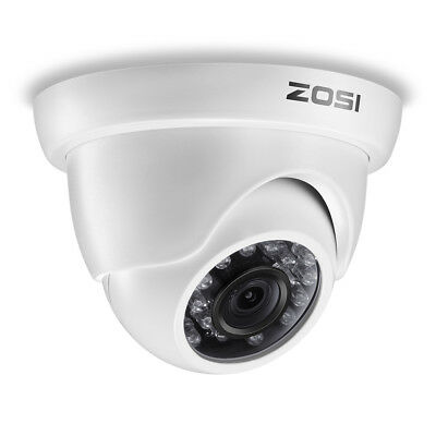 ZOSI HD 1080P 4in1 Security Camera CCTV Video Home 2.0MP Outdoor IR Night Vision 12