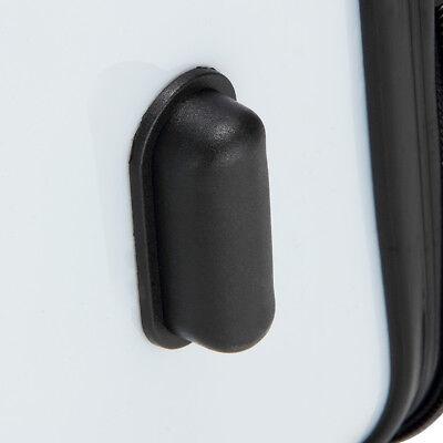 Monzana® Hartschalenkoffer Butterfly Trolley Reisekoffer Koffer M L XL 4 Rollen 10