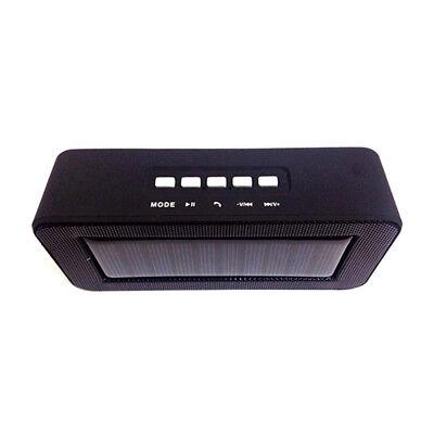 Cassa Speaker Ch-303C Bluetooth Portatile Ricarica Solare Microsd Usb Fm Aux 3