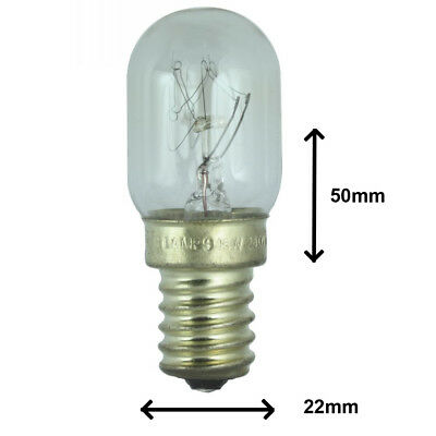 2x Eveready 15w Réfrigérateur Congélateur Appareil Pygmée Ses E14 Visse Ampoule 7