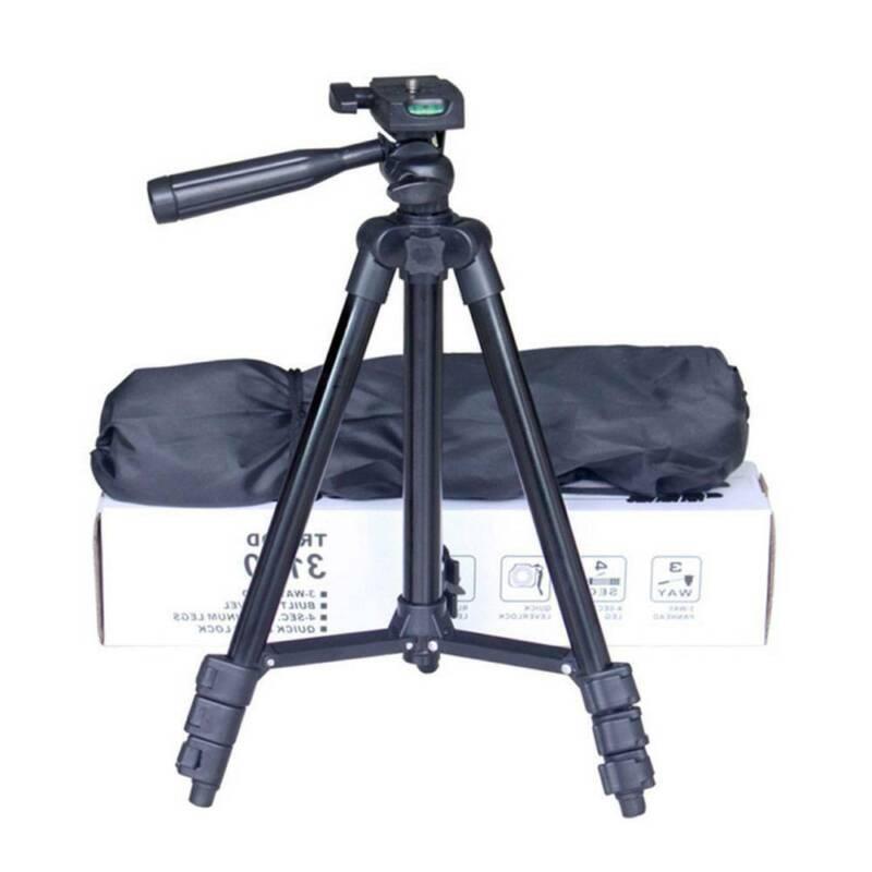 Trépied Photo Professionnel pour Appareil Photo Caméra phone Magnalium Holder 9