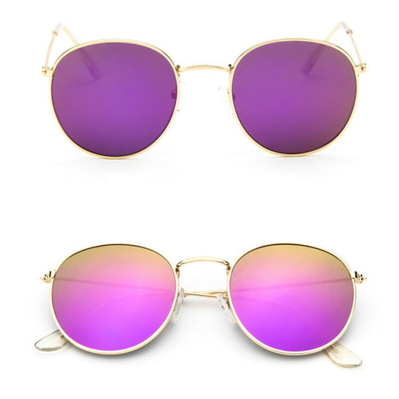 Fashion Mirrored Cat Eye Oversized Classic Retro Design Men Women Sunglasses 3