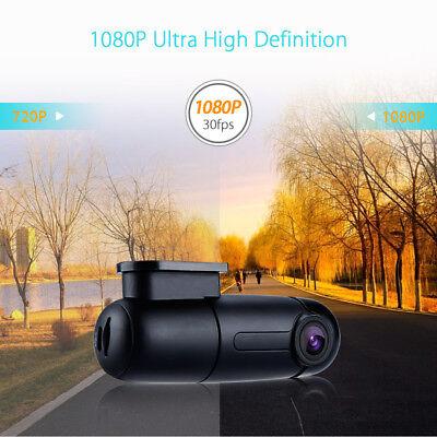 Blueskysea B1W 1080P Mini WiFi App IMX323 Dash Camera Capacitor Car DVR Vehicle 3