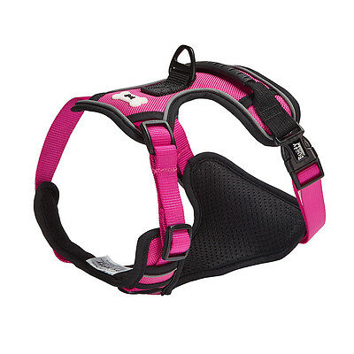 Bunty Soft Padded Comfortable Fabric Dog Puppy Pet Adjustable Outdoor Harness 6