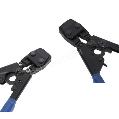 """PEX Cinch Crimp Crimper Crimping TOOL for SS Hose Clamps Sizes from 3/8"""" to 1"""""""