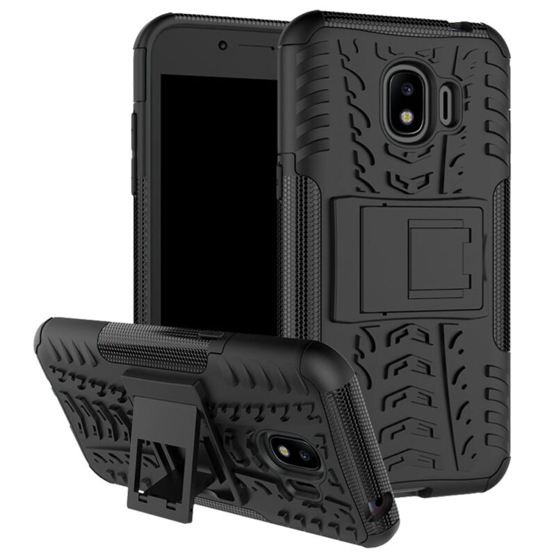 For Samsung Galaxy J2 Pro 2018 Hybrid Armor Case Shockproof Hard Cover Phone 3