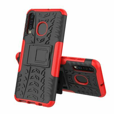 Samsung Galaxy A20 A30 A50 A70 Heavy Duty Shockproof Rugged Case Bumper Cover 8