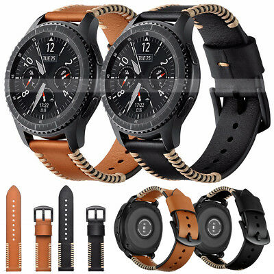 22MM Replacement Leather/Steel/Nylon Wrist Watch Band Strap For Huawei watch GT 7