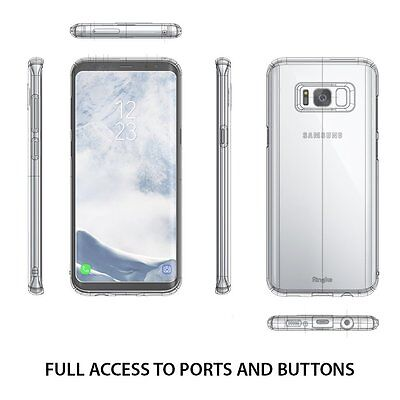 Galaxy S9 S8 S8 Plus Case Genuine RINGKE Ultra Slim Protective Cover For Samsung 11