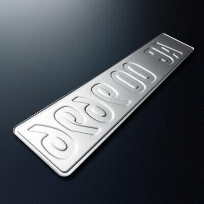 2x Kfz-Kennzeichen | 520 x 110 mm | Nummerschild | Autoschild | DHL-Versand 4