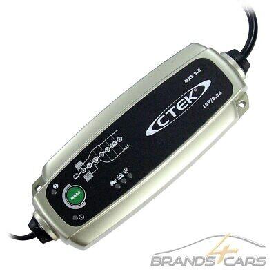 Ctek Mxs 3.8 12V 0,8A/3,8A Batterieladegerät Ladeerahltungsgerät 31788703 4