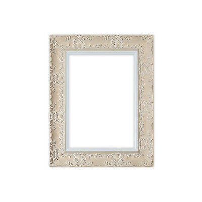 WIDE Ornate Shabby Chic Antique swept Picture photo frame Gold /SILVER  /MUSE 9