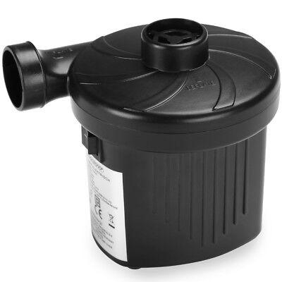 monzana® 2 in 1 Elektropumpe Elektrische Luftpumpe 12 / 230 V Gebläsepumpe 5