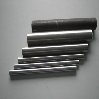 1pcs 99.999% High Purity Pure Tungsten Rod W Metal Solid Rod Dia 0.1mm - 15mm 2