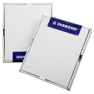 2 Boxes Shanghai GP3 4x5 Black & White B/W B&W Negative ISO 100 Sheet Film Fresh 2