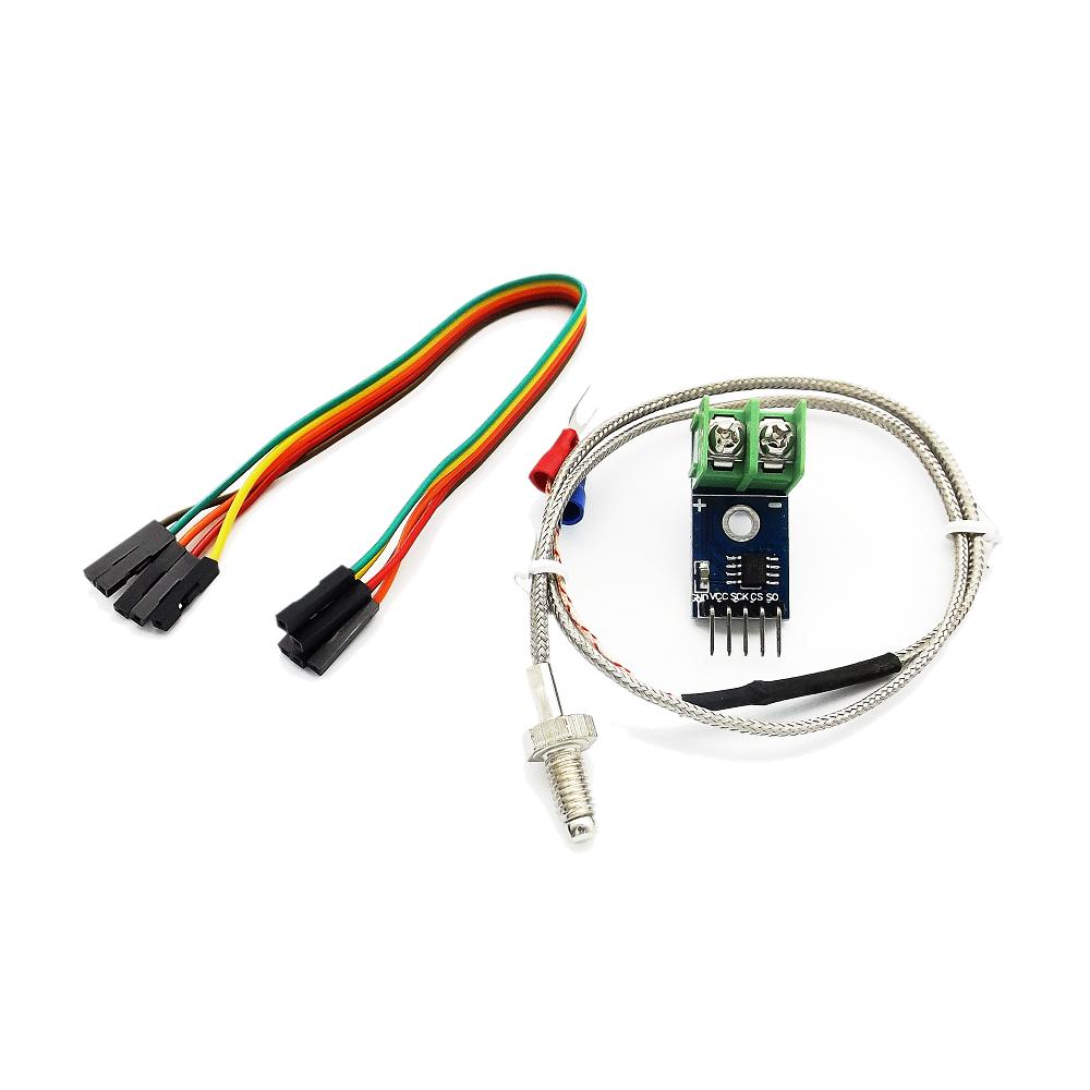 MAX6675 Sensore termocoppia termoelemento a modulo K per Arduino