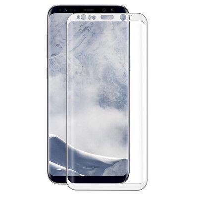 Vitre Protection VERRE Trempé Incurvé Film Ecran Samsung Galaxy S7 S8 Plus S9 3D 10