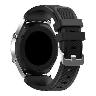 For Samsung Gear S3 Frontier / Classic Replacement Silicone Sports Band Strap 2
