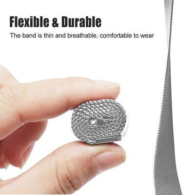 Milanese Magnet Loop Armband Uhrenarmband Ersatz Watch Strap Für Fitbit Ionic