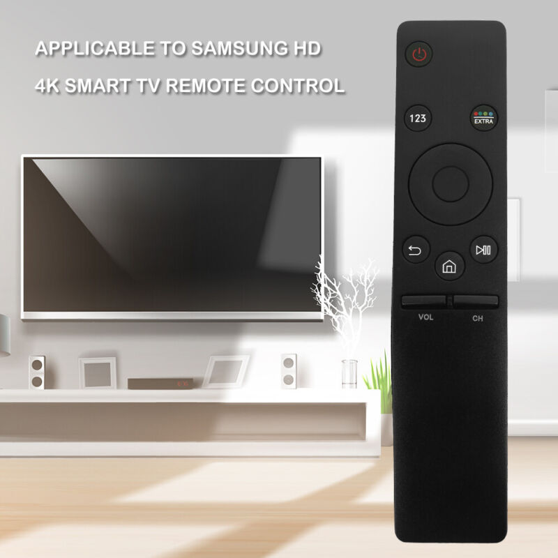 4K TV HD Smart Remote Control For SAMSUNG 6 7 8 9Series BN59-01259B/01260A Black 6